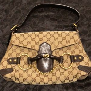 Gucci Horsebit Shoulder Bag Vintage Tom Ford